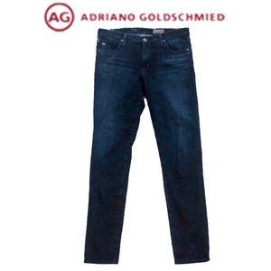 Ag Ed Mid Rise Prima Cigarette Contour 360 Jeans